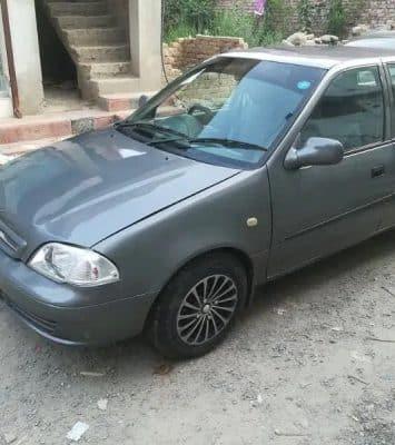 Cultus Car in Lahore