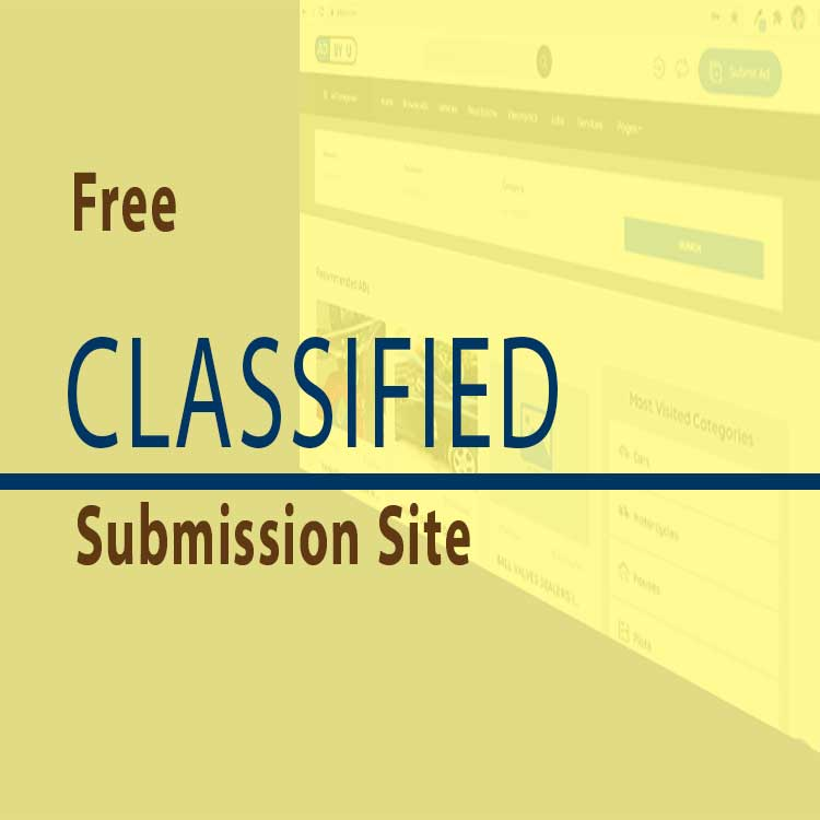 Free classified Ad posting sites